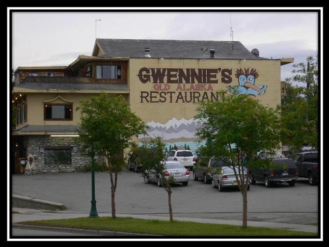Gwennies Old Alaska Restaurant Gwennies Old Alaska Restaurant